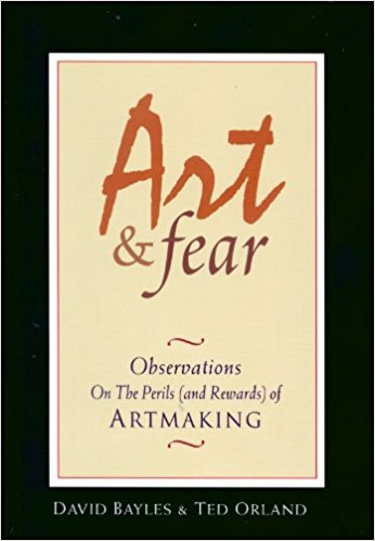 I return to this book again and again for reinforcement of the value art brings to the world.